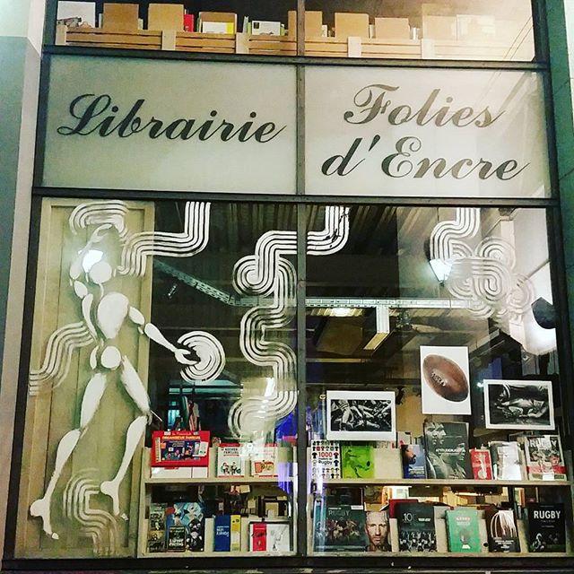 Librairie Folies d'Encre Montreuil