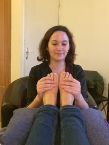 Céline Pujalte Réflexologue