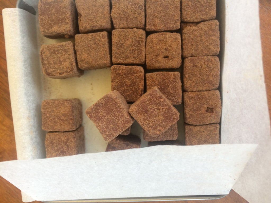 Chocolat Rrraw montreuil