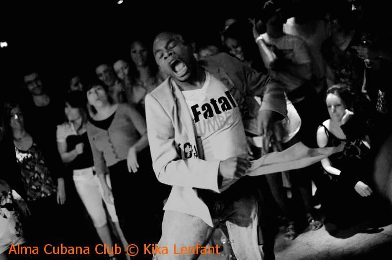 Alma Cubana Club sortie salsa montreuil