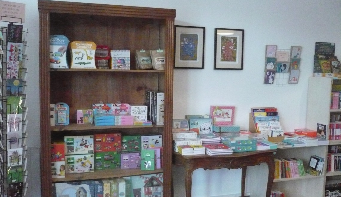 Des rires et des livres, une nouvelle librairie jeunesse rue de l'Église à Montreuil