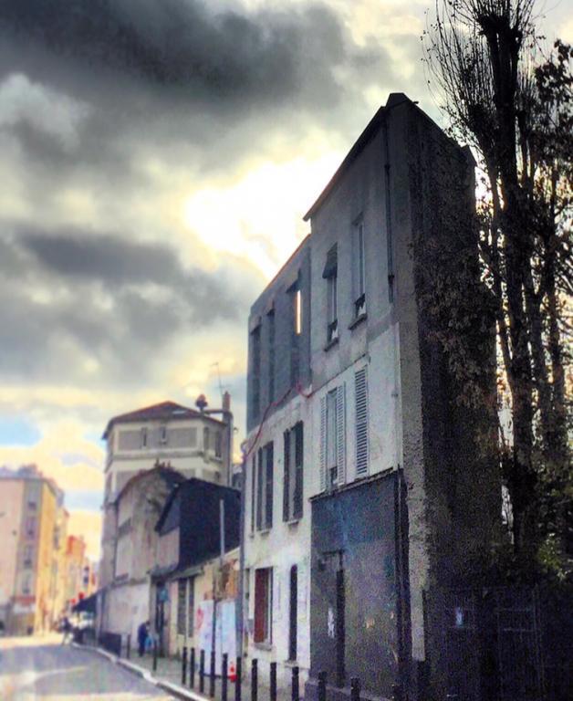 Rue Robespierre un regard sur la ville