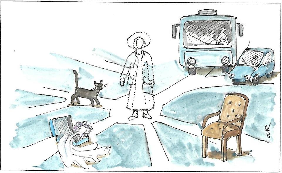 Cat Lady : rencontrez la mystérieuse « dame au chat » mardi au Théâtre Berthelot [Festival Court au Théâtre]