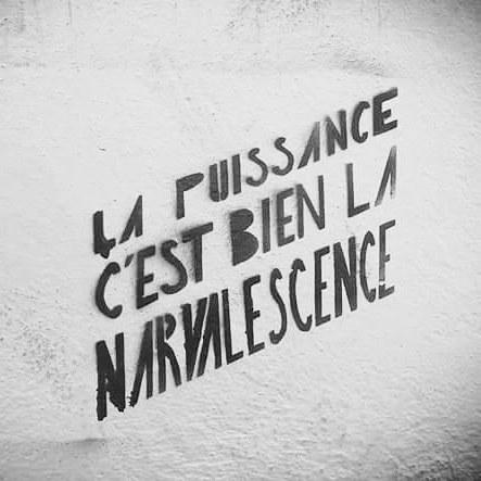 La Puissance c'est bien la Narvalescence _ Photo de @yz123yz.123