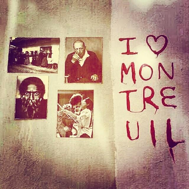 I LOVE MONTREUIL - Photo de @yz123yz.123