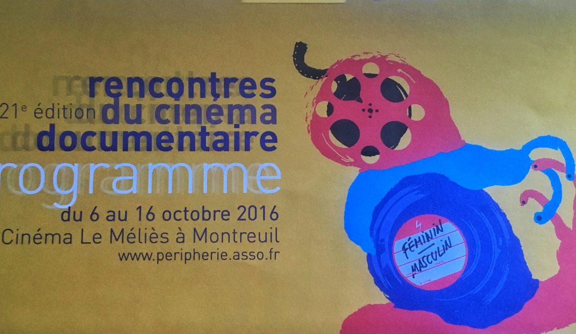 21ème édition des rencontres du cinéma documentaire au Méliès