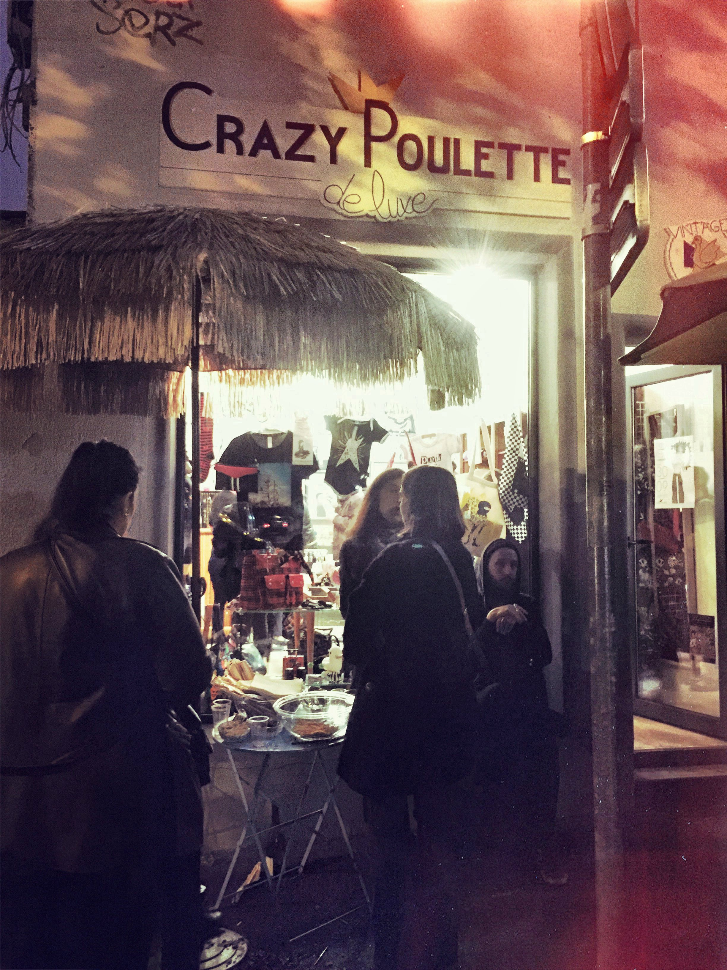 Crazy Poulette Boutique