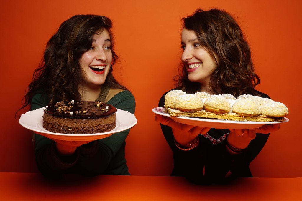 Pâtisserie La Moona, Léa Le Garrec et Johanna Rance