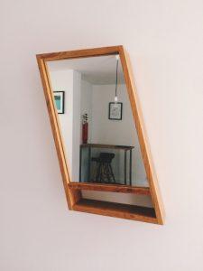 Miroir vide poche de Thibault Pitois, ©Matthieu Gibson