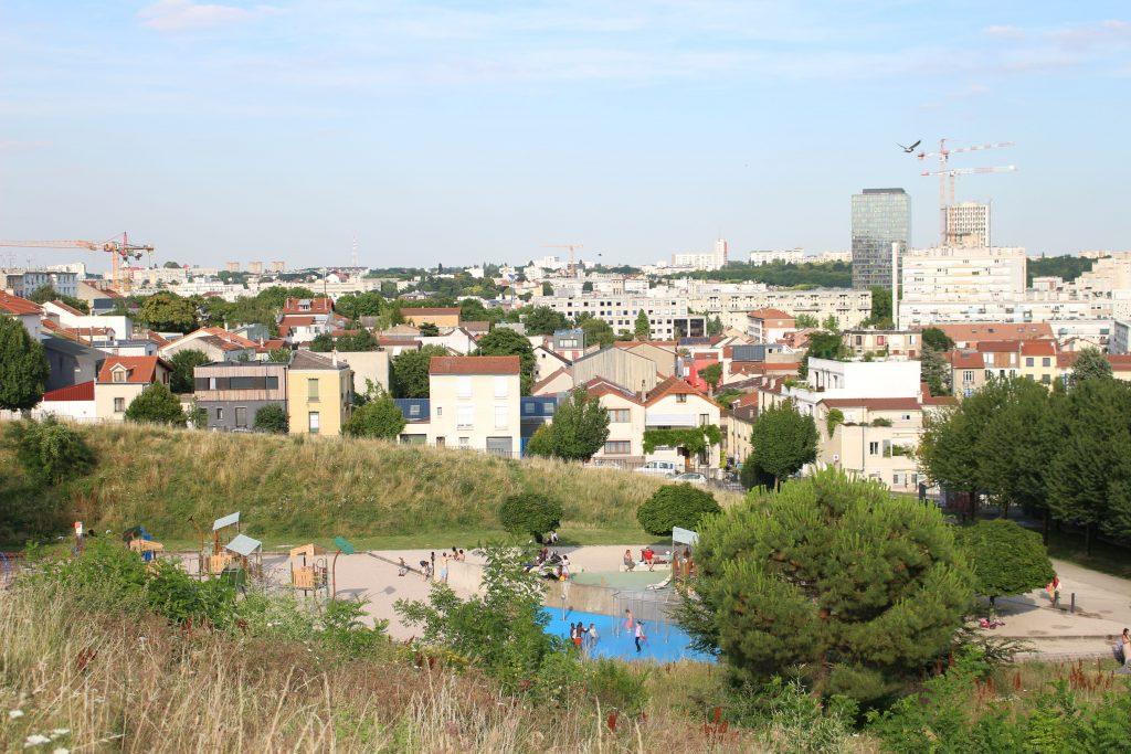 Parc des Guilands Montreuil