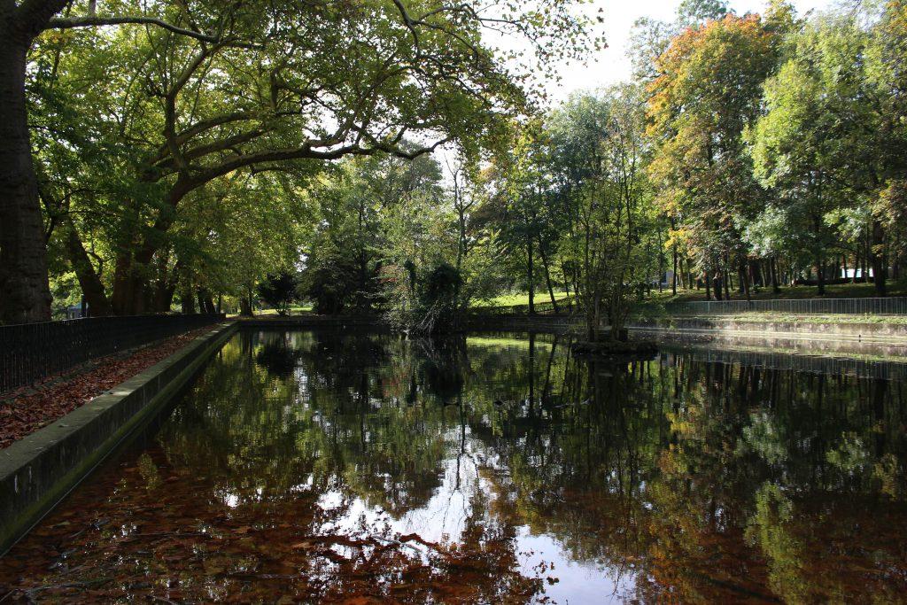 Parc Montreau Montreuil