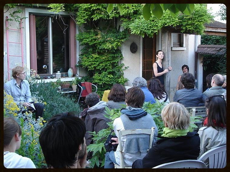 Théâtre aux jardins