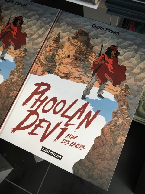 Phoolan Devi Claire Fauvel