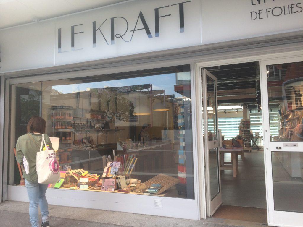 Le Kraft Montreuil