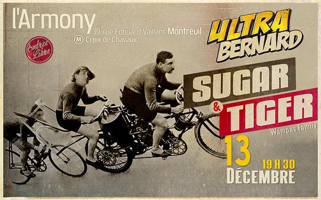 Sugar & Tiger Didier Wampas