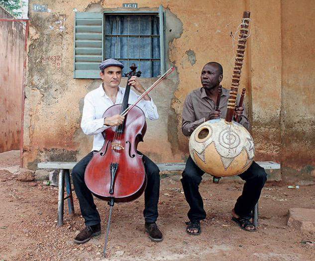 Vincent Ségal et Ballake Sissoko