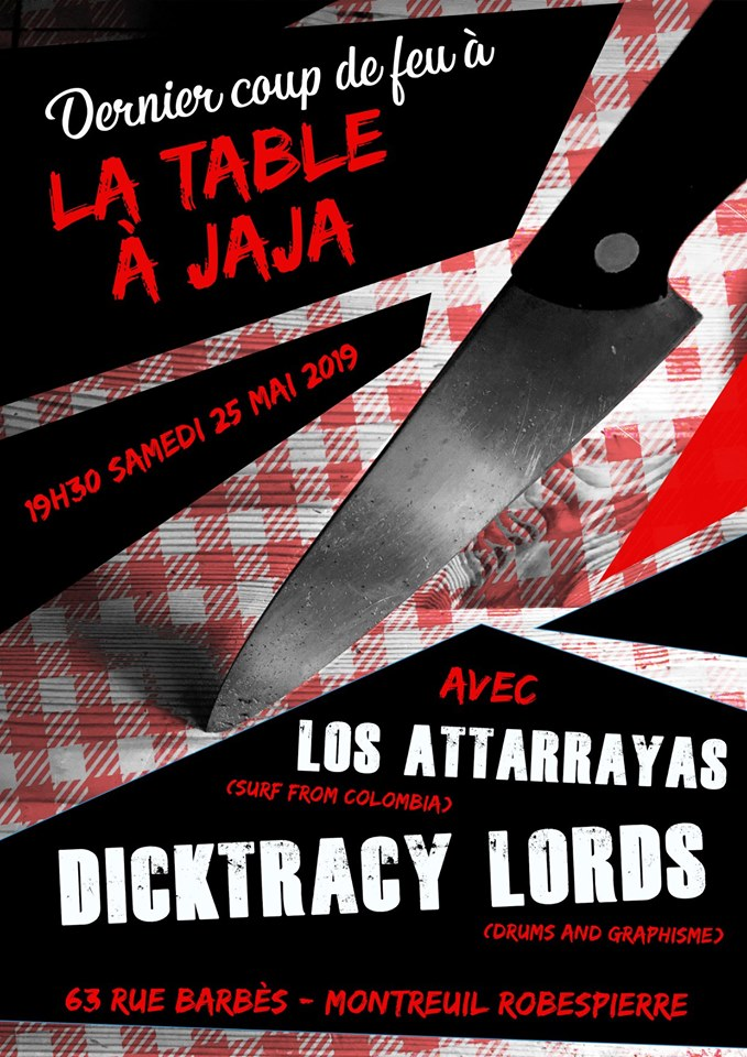 dicktracy lords en concert