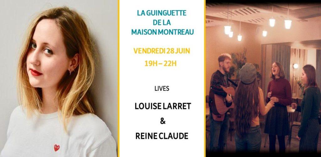 Concert à la maison Montreau àMontreuil